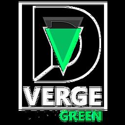 Verge Darkgreen (XVGDG)